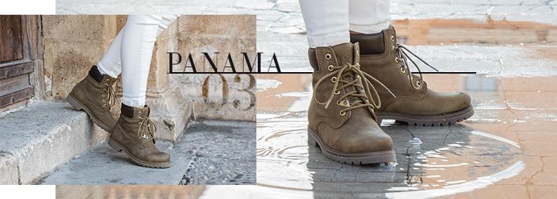 """PANAMA Der """"Army""""-Style, ein perfekter Look für einen unverwechselbaren Auftritt"""